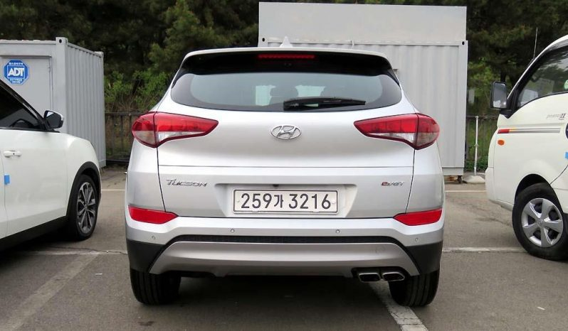 2017  Hyundai All New Tucson Style Special full